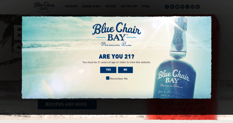 Brilliant Blue Chair Bay White Leading Silver Rum Brands 10 Best Rum Uwap Interior Chair Design Uwaporg
