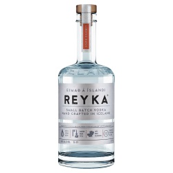 Leading Potato Vodka Brand Logo: Reyka
