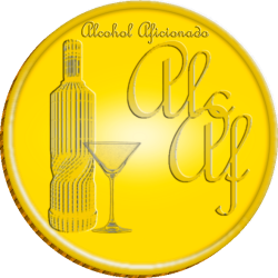 Alcohol Awards Awards Badge